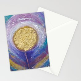 Flower of Gratitude Stationery Cards