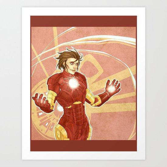 FemStark Art Print