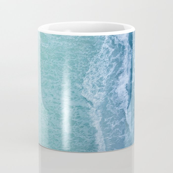 Turquoise Sea Coffee Mug