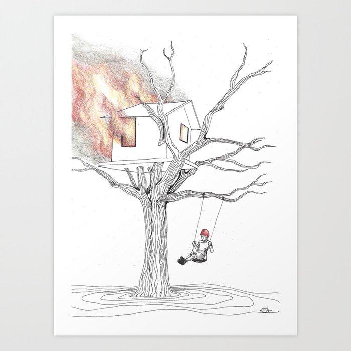 Forest Kunstdrucke