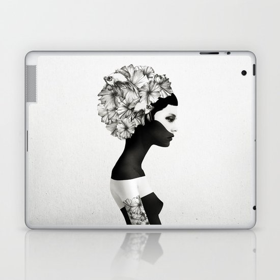 Marianna Laptop & iPad Skin