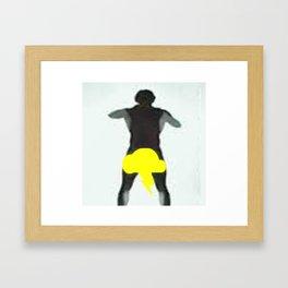Magic Mike  Framed Art Print
