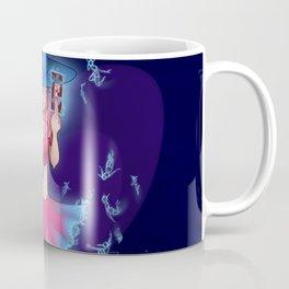 Wild Card Witch Coffee Mug