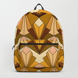 Art Deco meets the 70s Backpack