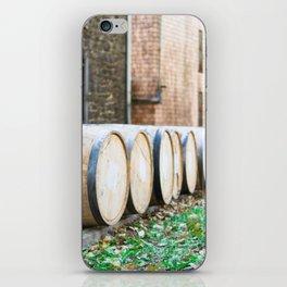 Bourbon Barrel iPhone Skin