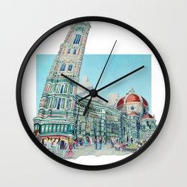 Santa María del Fiore Wall Clock