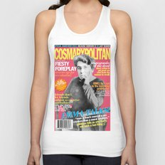 COSMARXPOLITAN, Issue 16 Unisex Tank Top