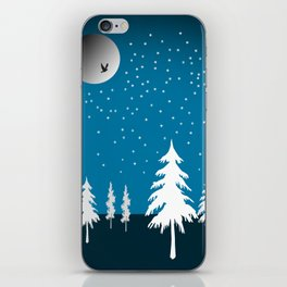 Starflakes - Winter iPhone Skin