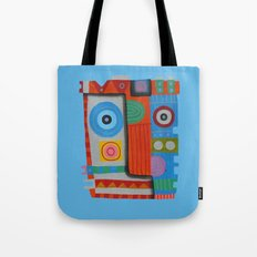 Your self portrait Tote Bag