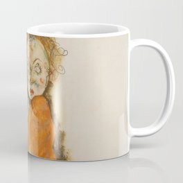 "Egon Schiele ""Mother and Child"" Coffee Mug"