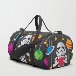 Stormtrooper in Love Duffle Bag