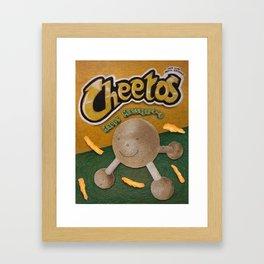 CHedda jALpenO CHeETOoooossss Framed Art Print