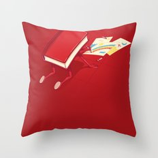coloring book Throw Pillow