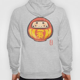 Daruma [Special Lucky Toy Box] Hoody