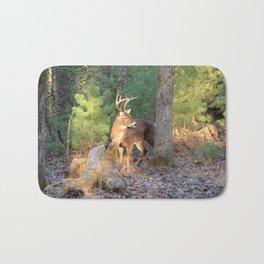 Deer Buck Cades Cove, TN Bath Mat
