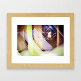 Room 1134 Framed Art Print