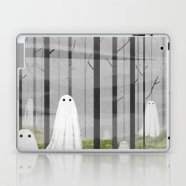 The Woods are full of Ghosts Laptop & iPad Skin