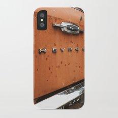 Vintage Chevrolet Slim Case iPhone X