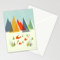 The Foothills Stationery Cards