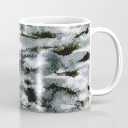 Dreamy Clouds W&B Coffee Mug