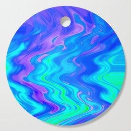 neon Cutting Board