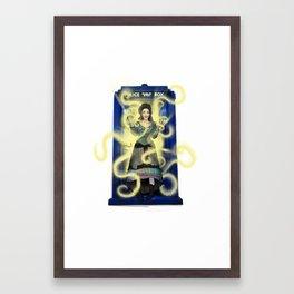 I call you Sexy Framed Art Print