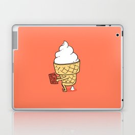Everyone Poops by ilovedoodle Laptop & iPad Skin