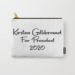 Kirsten Gillibrand for President Carry-All Pouch