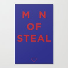 M_N of Steal Canvas Print