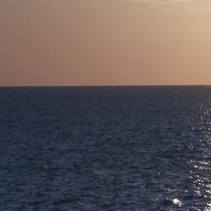 Sunset, Santorini Leggings