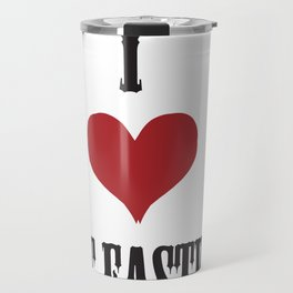 I Heart Clint Eastwood Travel Mug