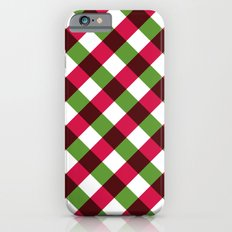 Holiday Pattern iPhone 6 Slim Case