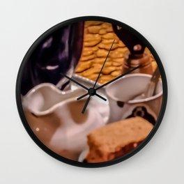 Memories of Prague Wall Clock