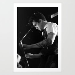Brendon Urie @ The Sound Academy (Toronto, ON) Art Print