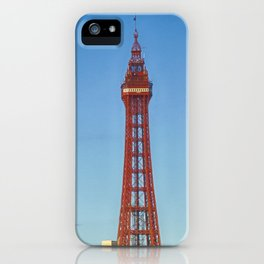 The North Pier Blackpool iPhone Case