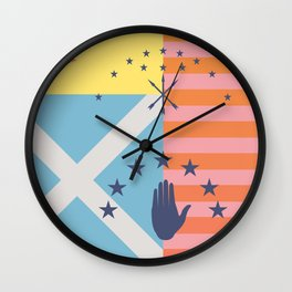 Truth Wall Clock