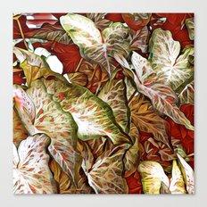 Loving Color Canvas Print