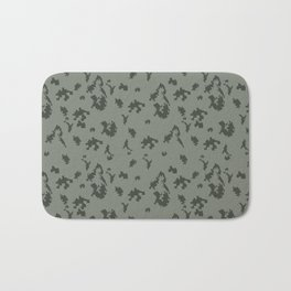 Seamless digital military fashion camo pattern. Tetris. Puzzle. Bath Mat