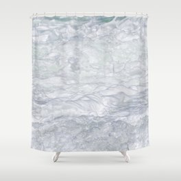 Boiling Water Shower Curtain