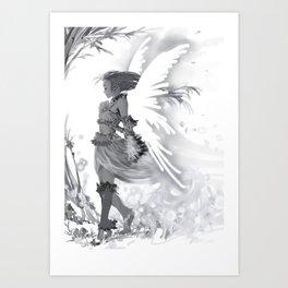 Fairy Time Art Print