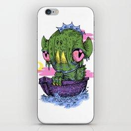 Lagoon iPhone Skin