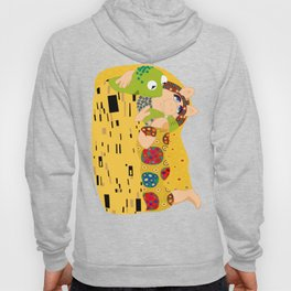 Klimt muppets Hoody