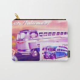 Buses Souvenir Carry-All Pouch