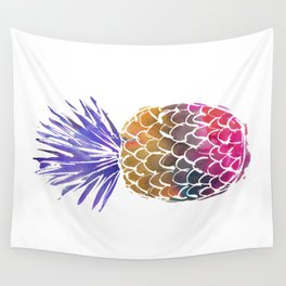 GoodVibes Pineapple Wall Tapestry