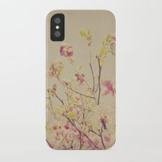 Reach for the Sky Slim Case iPhone X