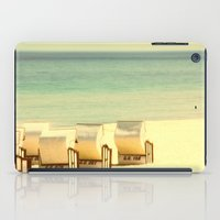 relax iPad Cases featuring relax by lucyliu