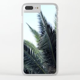 Breezy Clear iPhone Case