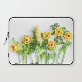 Peppers flower (35) Laptop Sleeve