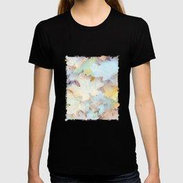 """Autumn Leaves Pastel"" by Murray Bolesta T-shirt"