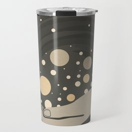 Every Planet in His Hands - PROPAGANDA POSTER Travel Mug